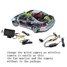Парковочная камера диагностический инструмент автомобиль зарядное устройство, автомобильная камера заднего вида achteruitrijcamera номерного кадра камеры