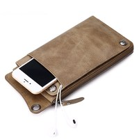 Luxury Brand Women Wallets Long Solid Fashion Hasp Genuine Leather Wallet Female Phone Pocket Card Case New Designer Lady Wallet