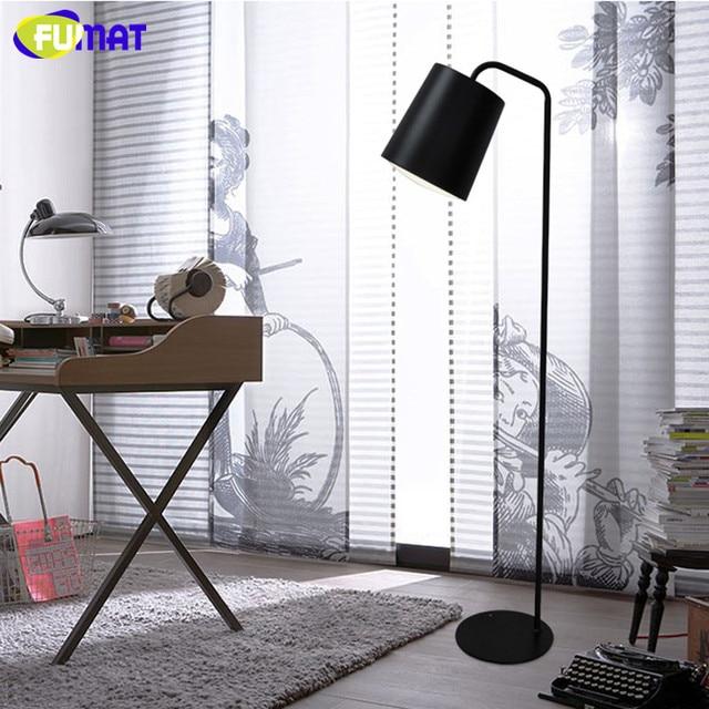 FUMAT Floor Lamp Nordic Designer Stand Lamp Modern Bedroom Beside ...