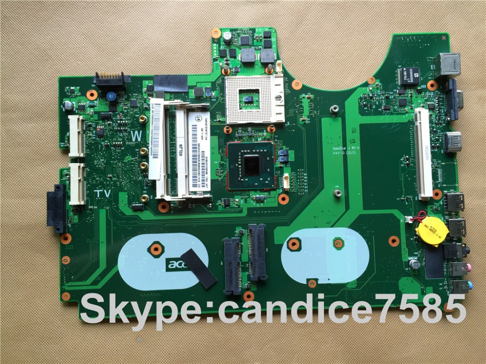 MBAP50B001 For ACER 8920G motherboard Mainboard MB.AP50B.001 100% Tested