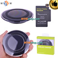 For Samsung Galaxy S5 Wireless Charger I9600 High Quality Qi Wireless Charging Kit Wireless Charger Pad Receiver For Galaxy S5