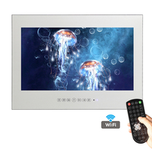 Souria 32 inch Yamet Mirror Android smart TV Mirror font b Television b font Hotel TV