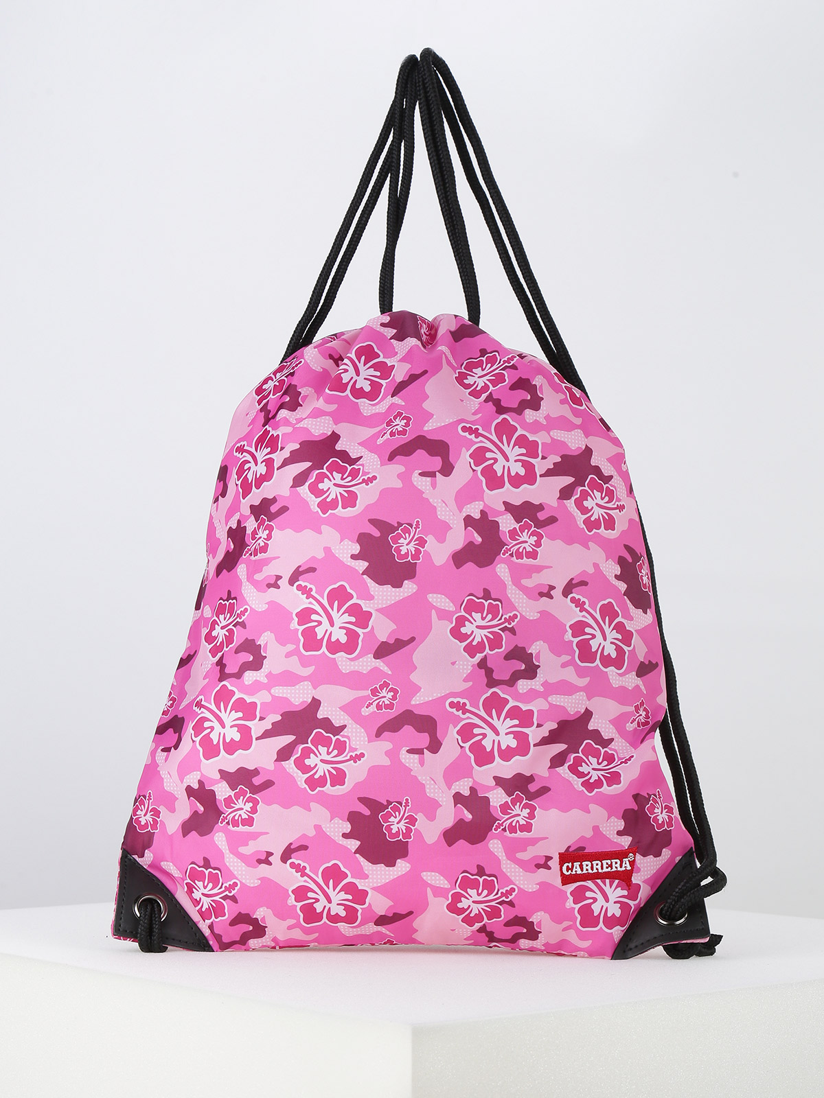 The Sport Bag Camouflage-Fuxia