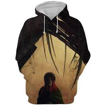 Attack on Titan Hoodie Men 3D Anime Hoodies Fashion Sweatshirt Cool Design Hooded Pullover Casual Tracksuit 2019 Trendy Clothing