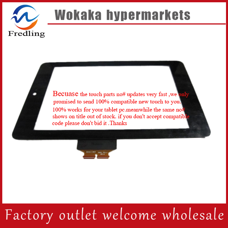 free shipping Original  for google   nexus 7 quad-core tablet capacitive touch screen