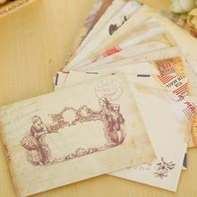 12 Pcs Vintage Mini Paper Envelope Scrapbooking Envelopes Small Envelopes Kawaii Stationery Gift School Supplies