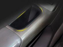 Автомобиль интимные аксессуары интерьер передней двери коробка для хранения держатель 2 шт. Toyota Prado Fj120 2003 2004 2005 2006 2007 2008 2009