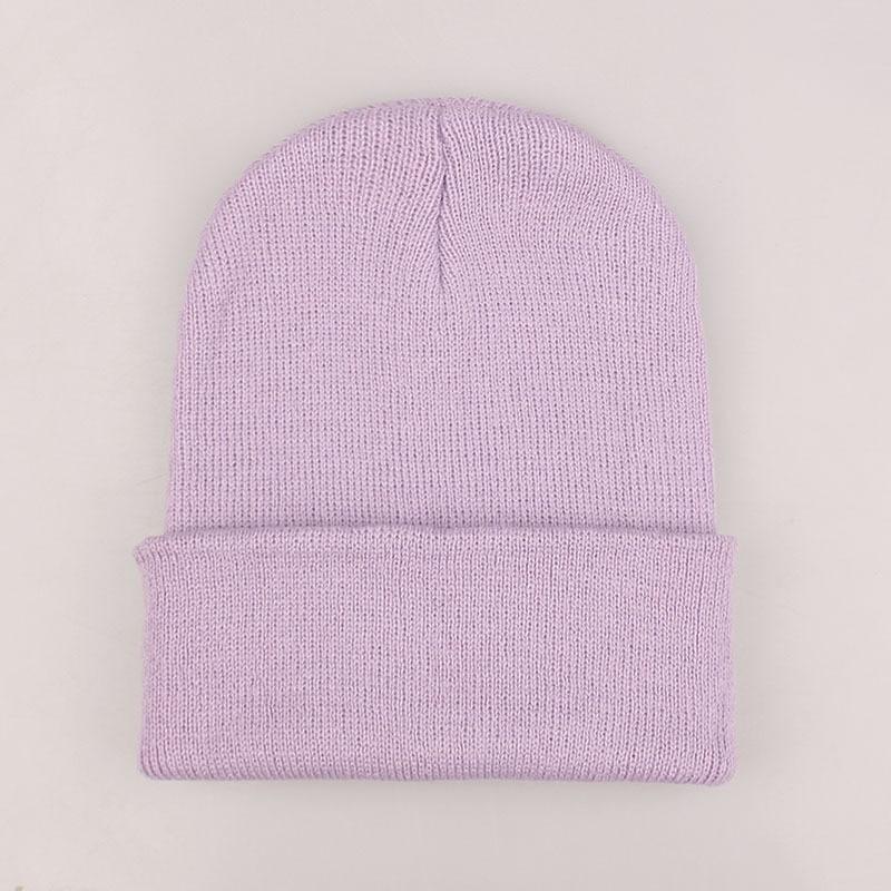 Light purple Cap