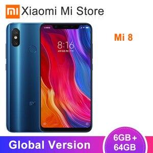 Global Version Xiaomi Mi8 6GB