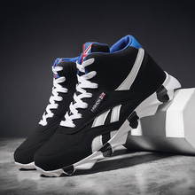 Hot Large size 46 Hot Fashion Winter Men Shoes Comfortable sneakers Solid Boots Inside Antiskid Bottom Keep Waterproof Ski Boot
