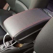 Mazda2 skyactiv версия cx3 CX-3 подлокотник коробка