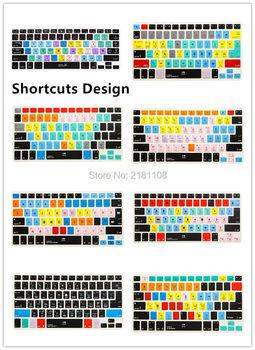 Ableton-funda de teclado para Macbook Pro Air Retina 13, 15 y 17,...