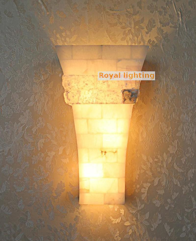 Achetez en gros pays maison clairage en ligne des for Applique murale en pierre