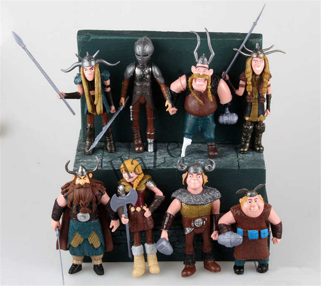 8x dreamworks how to train your dragon astrid gobber fishlegs pvc 8x dreamworks how to train your dragon astrid gobber fishlegs pvc figure set ccuart Images