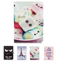 PU Leather Tablet Cover For Samsung Galaxy Tab A 10 1 T580 T585 Case For Samsung