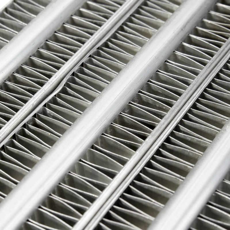 Elektrische Heizungen 750 Watt Isolierte Ptc-keramik-lufterhitzer Heizelement 140*76mm Gerät Temperatur Heizungen Fan AC DC 220 V