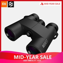 Original Xiaomi Beebest Binoculars 8X32 Professional Hunting Telescope Wide Angle Camping HD 8 Times View Field IP67 Waterproof