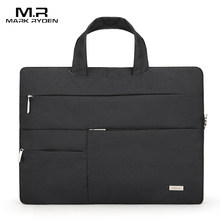 Mark Ryden Man Laptop Bag Waterproof Can Fit 15.6 inch Handbags Briefcase Male(China)