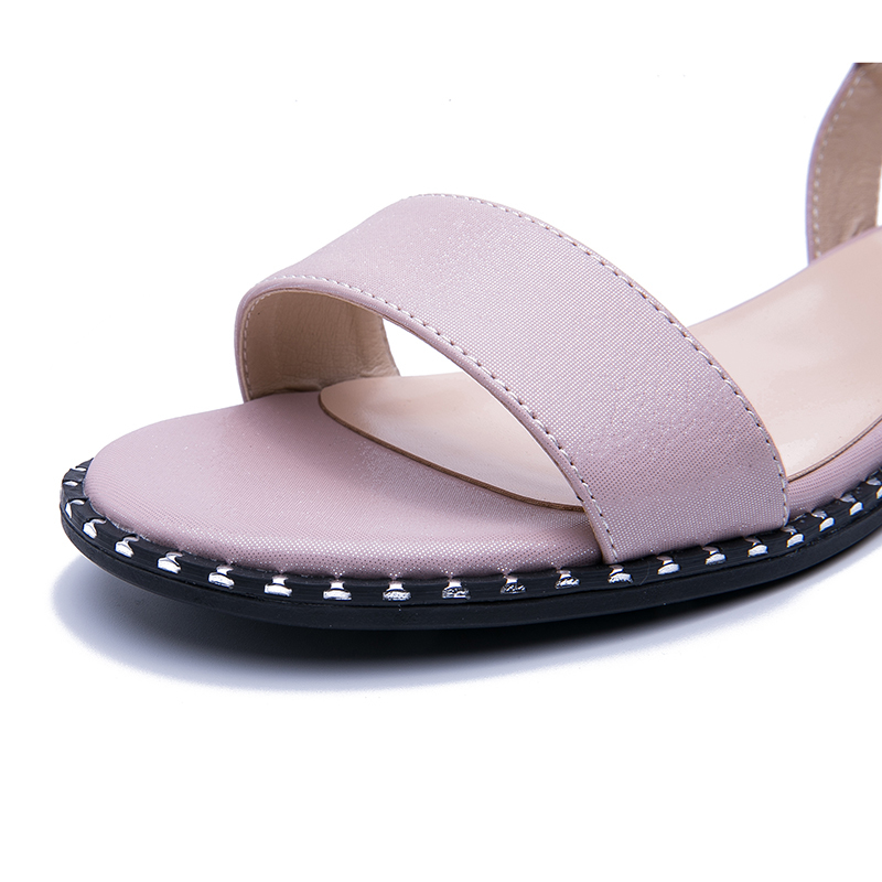 HTB11yUiboLrK1Rjy0Fjq6zYXFXaW AIMEIGAO 2019 New Summer Sandals Women Casual Flat Sandals Comfortable Sandals For Women Large Size Women's Shoes