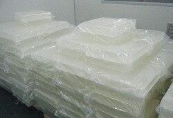 1KG = 1 unidad de jabón transparente de alta calidad Base de jabón hecho a mano DIY materias primas Base de jabón para la fabricación de jabón