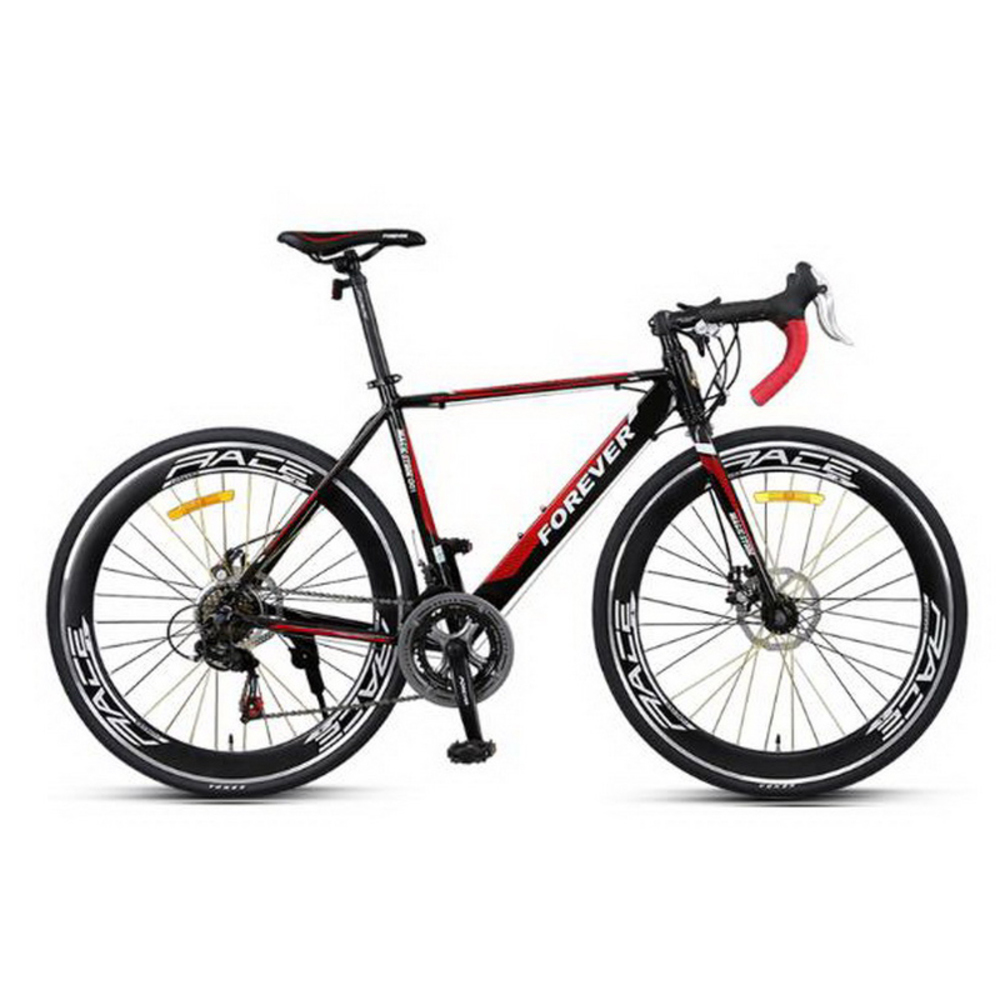 tb80801/Bicycle / 14 speed / aluminum alloy high ring gear / road car / bicycle racing/Anti-skid wear-resistant tires цены