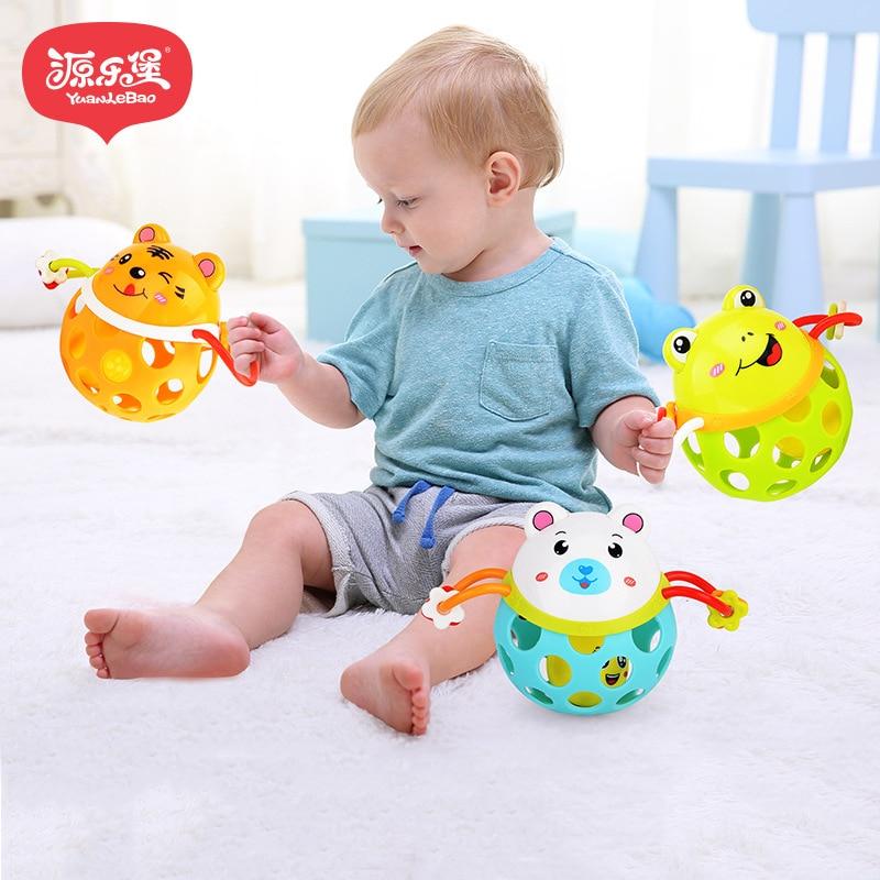 Új Hot Infant Baby Játékok Baby Csörgők Csörgő babakocsik - Csecsemőjátékok
