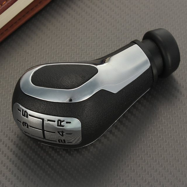 5 Speed Manual Car Gear Shift Knob For Peugeot
