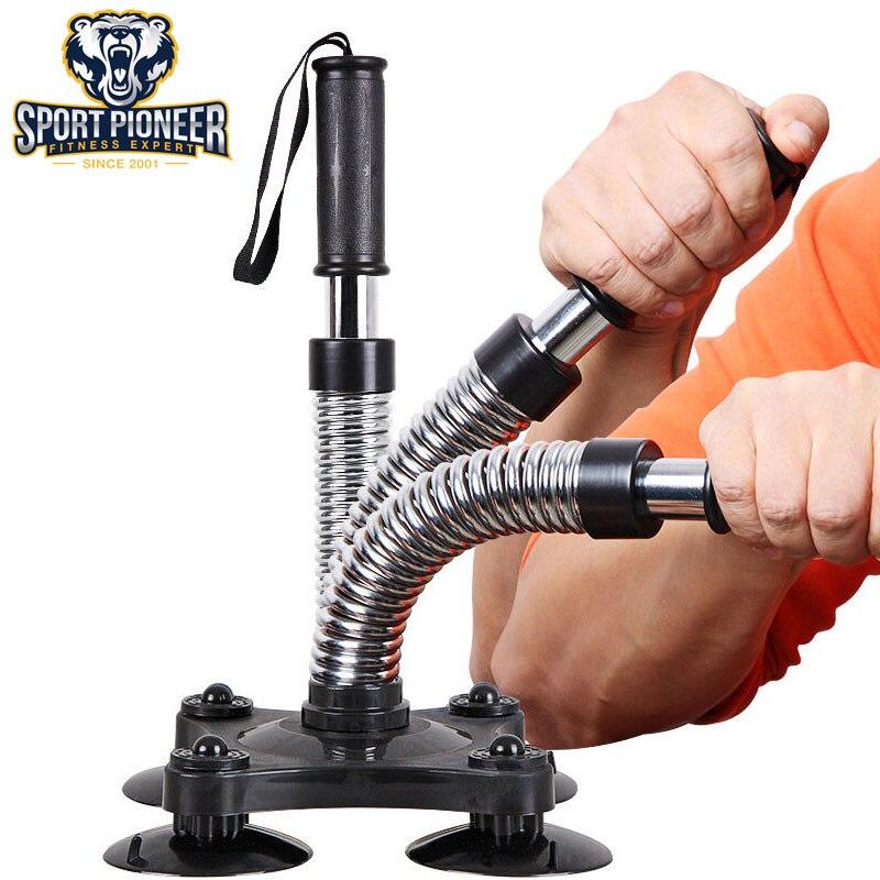 Carpiano expansor pinza mano puntos fuertes lucha brazo Blaster ejercitador de Twister Fitness ejercicio máquina de equipos de gimnasio