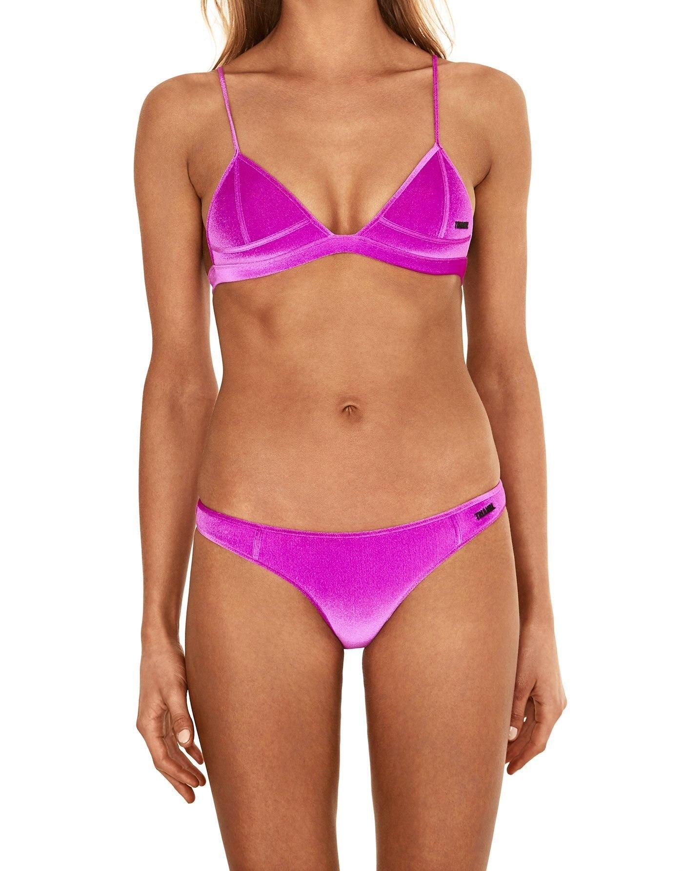 SHESHOT rouge TRIANGL twister-sour raisins maillots de bain femmes VS INSROXY Original usine commande taille haute bikini ensembles 2019 maillot de bain
