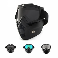Cycling Masks Bicycle ski riding Training mask Outdoor Sports Anti pollution UV Protect Full Bike Face mask for Men Women