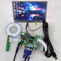 HDMI+VGA+2AV+Rear View Monitors+7Inch 1280*800 N070ICG-LD1 Touch Screen