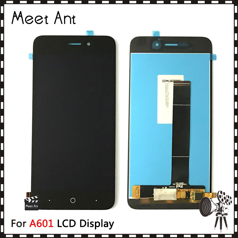 High Quality 5.0'' For <font><b>ZTE</b></font> <font><b>Blade</b></font> <font><b>A601</b></font> BA601 LCD Display <font><b>Screen</b></font> With Touch <font><b>Screen</b></font> Digitizer Assembly image