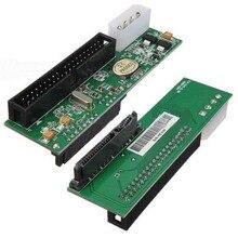 GTFS-горячий 2,5 «/3,5» Привод 40 Pin Serial ATA SATA к PATA IDE адаптер конвертер Новый