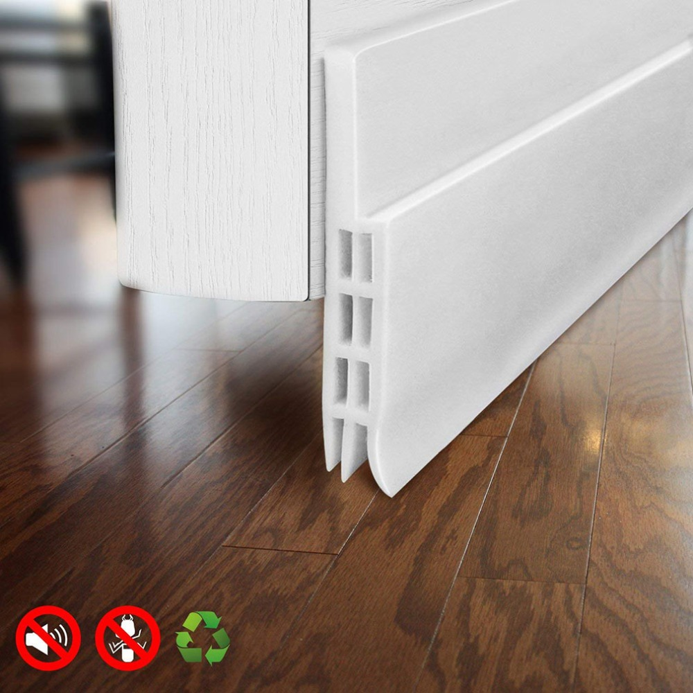 1 Meter Gel Selbst-adhesive Fenster Türen Abdichtung Streifen Entwurf Kakerlake Insekten Stopper Tür Boden Dichtung Senility VerzöGern