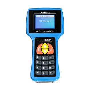 Image 5 - V17.8 English/Spanish T300 Key Programmer T 300 Decoder T Code Key Transponder Car Key Programmer T 300 Key Copy Tool T 300