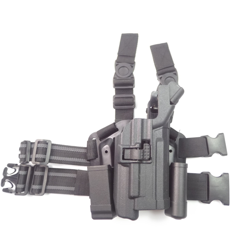 LV3 Blackhawk Serpa Holster Mano Derecha Plataforma Revista Pouch para USP Pisto
