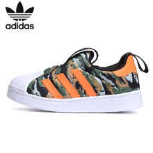 Adidas Ventilation Girl Shoes New Clover Baby Low Help Wear-resisting  Sneakers  F36794 7cf76464b917
