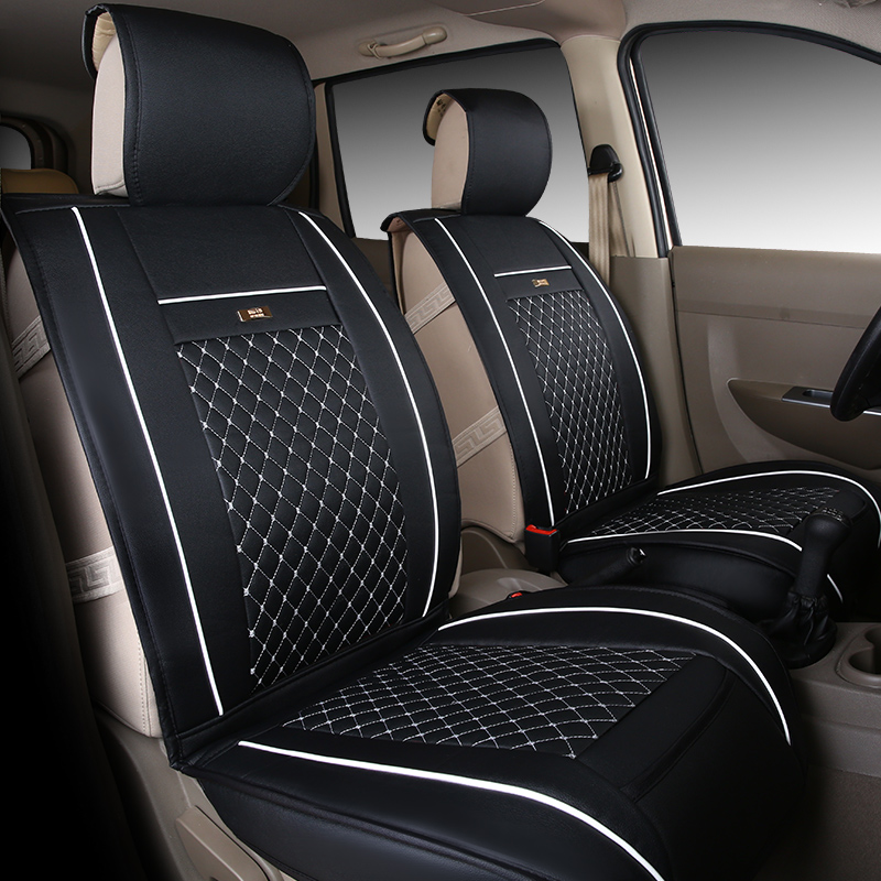 car cover luxurious 5 seats universal car seat cushion sets auto accessories set car seat covers. Black Bedroom Furniture Sets. Home Design Ideas