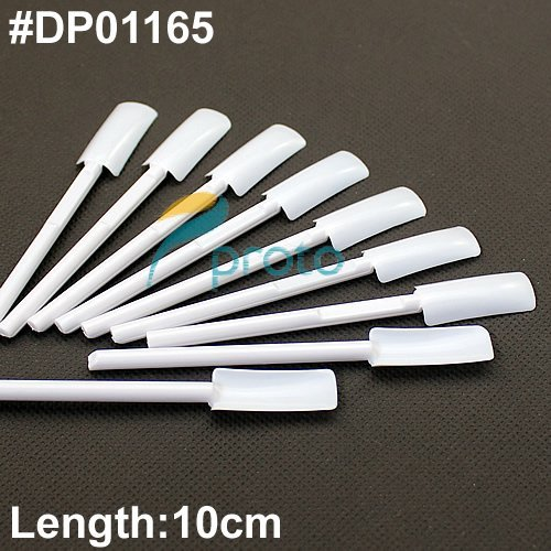 Freeshipping-Nail Art Salon Display Stand Sticks for Color Display Manicure Practice Tool SKU:F0043X