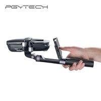 PGYTECH Mavic Air Hand Grip Tripod Gimbal Handheld PTZ Stabilizer Action Camera Holder Trip for DJI Mavic Air Accessories