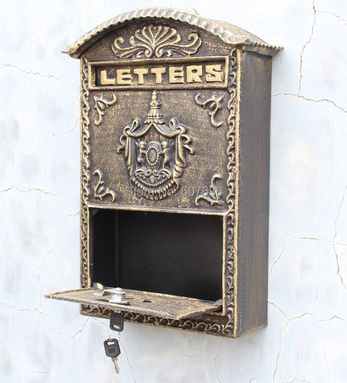 wonderful boite aux lettres vintage 8 poney express. Black Bedroom Furniture Sets. Home Design Ideas