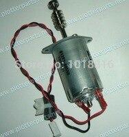 Miễn phí vận chuyển q1273-60247 q1273-60037 phương tiện truyền thông-trục động cơ cho các hp designjet 4000/4500/4520/z6100/z6200 phần plotter