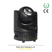 Litewinsune 4pcs Lot DMX 60W LED Moving Head Beam