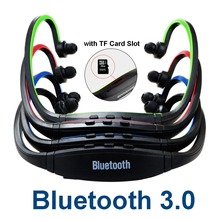 S9 Plus Sport Wireless Bluetooth 3.0 Earphone Headphones with TF Card Slot Auriculares Microphone for iPhone Huawei XiaoMi Phon