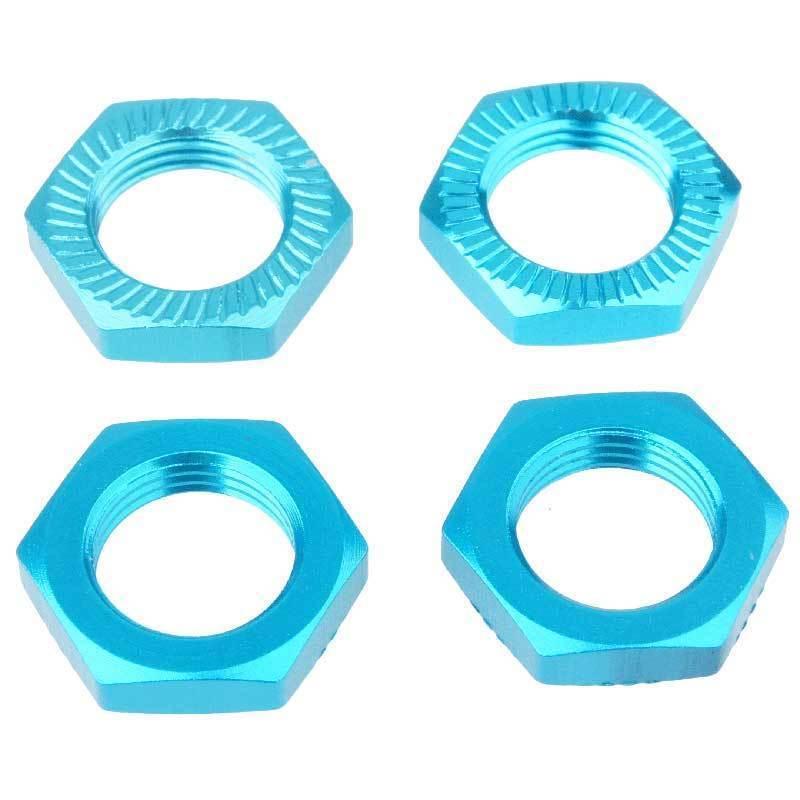 (4 Pieces/set) HSP 81212 17mm Wheel Hex Nuts 4 Pcs For RC 1/8 Model Car Spare Parts