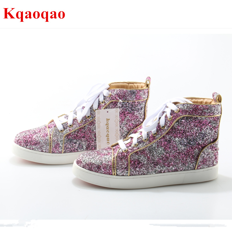... about Hot Brand Design Superstar Men Shoes Sapato Masculino Zapatos  Hombre Unisex High Top Rhinestones Crystal Casual Shoes Men Flats on  Aliexpress.com ... 8e2396d1c8da