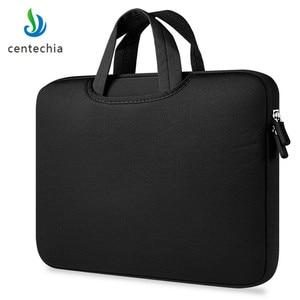 Image 2 - Centechia 11 13.3 15.4 15.6 inch Laptop Bag Case Laptop Handbags Sleeve Case  Zipper Computer Sleeve Case For Laptop PC Tablet