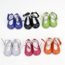 Mini Dolls Shoes Cartoon Cat Shoes 7cm PU leather Shoes for 43cm Doll 18 Inch Americian doll Giant Baby Accessories Girl Gift mini dolls shoes cartoon cat shoes 7cm pu leather shoes for 43cm doll 18 inch americian doll giant baby accessories girl gift