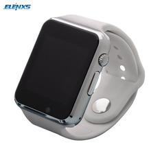 W8 Deporte Podómetro Inteligente Relojes Teléfono Bluetooth TFT HD LCD de Pantalla Táctil Reloj