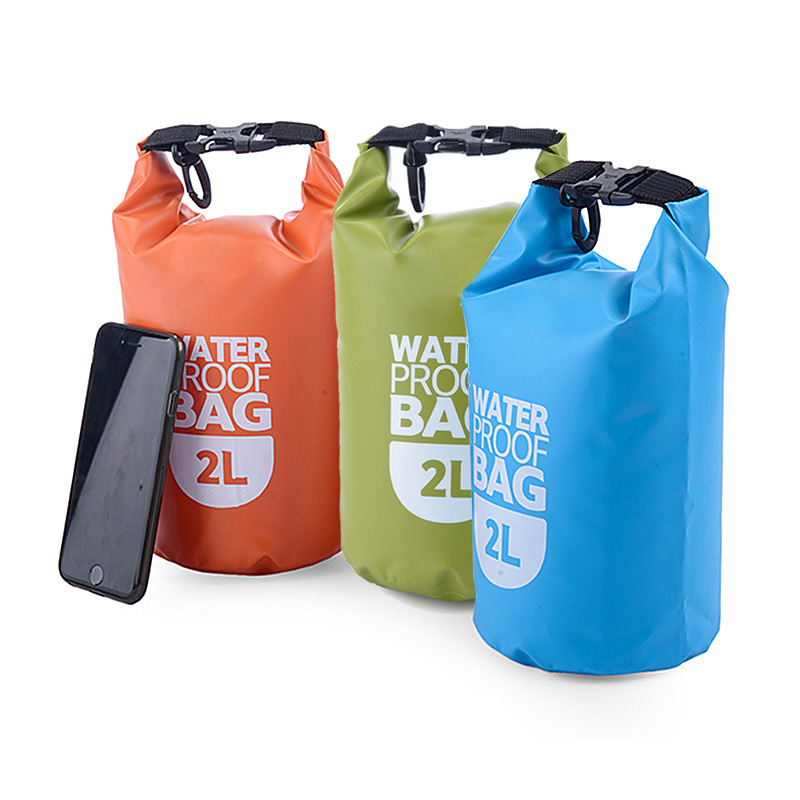 Lightweight Rafting Bags Waterproof Bag Ultra Small Volume Folding Dry Bag for Travel Bags